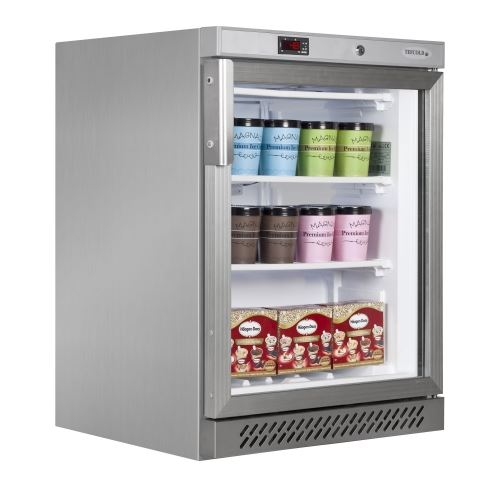 Tefcold Uf50g 50 Litre Counter Top Display Freezer