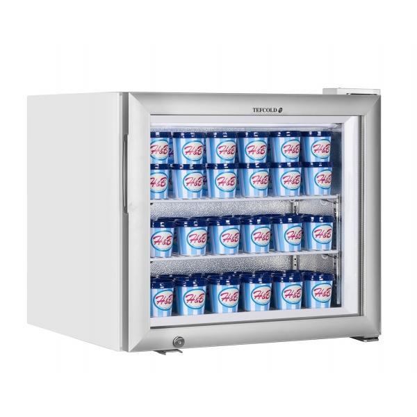 Tefcold UFG Range Counter Top Display Freezer