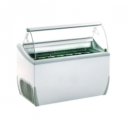 Framec J7E Ice Cream Display Freezer