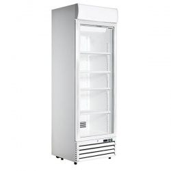 Kool F400 Single Door Upright Display Freezer