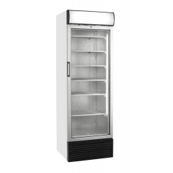 Tefcold UFG1450GCP 480 Litre Upright Glass Door Display Freezer
