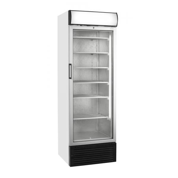 Tefcold UFG1450GCP Glass Door Display Freezer