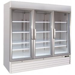 Alpine ADF3 Triple Door Display Freezer
