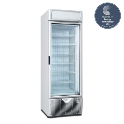 Framec EXPO 500NV-G Green Emotion Single Door Display Freezer