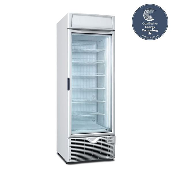 Framec EXPO 500NV-G Green Emotion Display Freezer