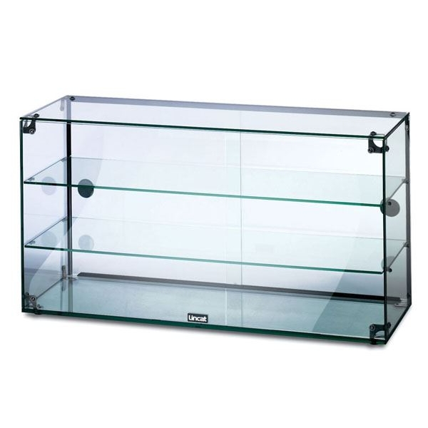 Lincat GC39D 3 Tier Glass Display Case