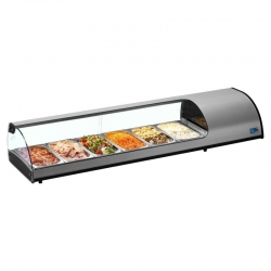 Tecfrigo Tapas 4 Counter Top Display Fridge