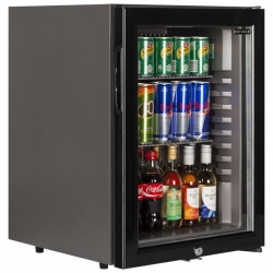 Tefcold TM42G 40 Litre Glass Door Minibar