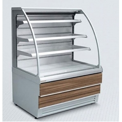 ES System K Carina 02 0.6m Self Service Patisserie Display