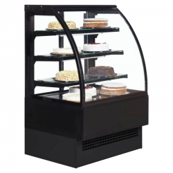 Sterling Pro EVO90 0.9m Patisserie Display