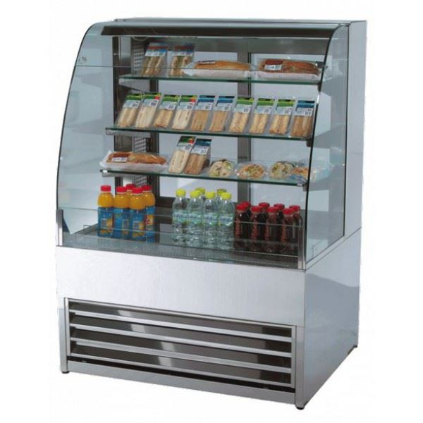 Frost Tech P75 Open Front Merchandiser
