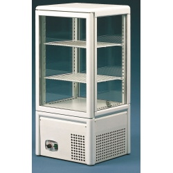 Tecfrigo Micron II 0.9m Tall Glass Display Cabinet