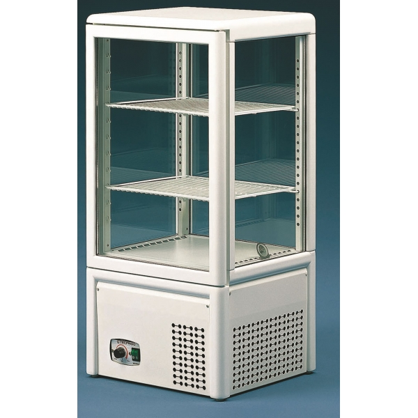 Tecfrigo Micron Glass Display Cabinet
