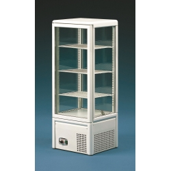 Tecfrigo Micron III 1.1m Tall Glass Display Cabinet