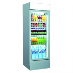 Sterling Pro SP375GL 340 Litre Single Door Display Fridge