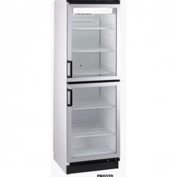 Vestfrost FKG370 368 Litre Stable Door Display Fridge