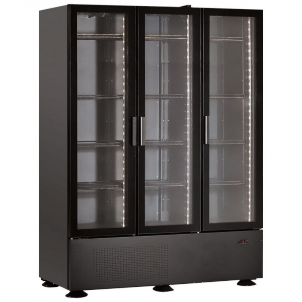 Tefcold FS1500H 1208 Litre Triple Glass Door Merchandiser