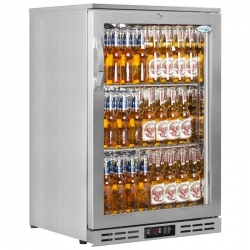 Interlevin PD10H SS Single Door Back Bar Chiller