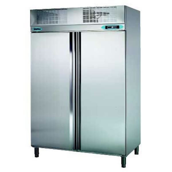 Infrico AGB1402PESC Double Door Fish Fridge