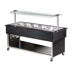 Blizzard BB5-HOT Storage and Servery Hot Buffet Display