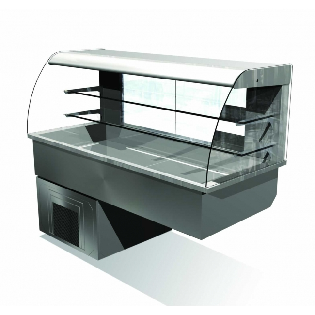 Counterline integrale ic2asmd3 go multideck drop in for Cuisine integrale