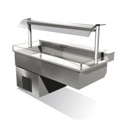 Counterline Integrale ICDK2-GO Chilled Display Deck
