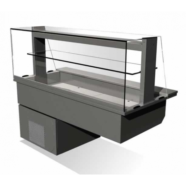 Counterline Manhattan MCDL4-GO Deli Display