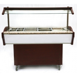 Artikcold SBCOLD 6 Chilled Buffet Display Unit