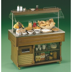 Tecfrigo ISOLA 4 AMB Ambient 1.5m Buffet Display