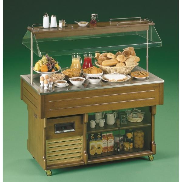 Tecfrigo ISOLA 4 Ambient Buffet Display