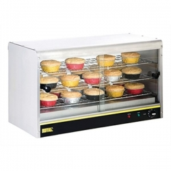 Buffalo GF455 Heated Pie Cabinet 60 Pies