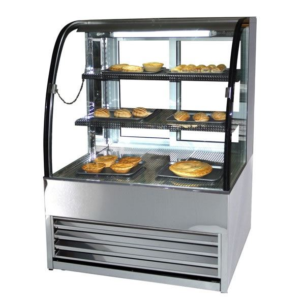 Frost Tech HP75-100 Heated Patisserie Display