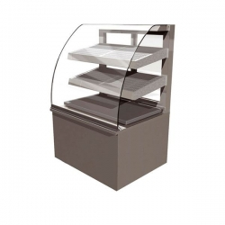 Counterline Vision VH1200-GO 1.2m Heated Assisted Service Cabinet
