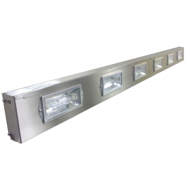 Inomak XWH19 Quartz Heated Box