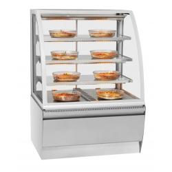 Norpe AIDA-SO-90-H Heated Serve Over Display Cabinet