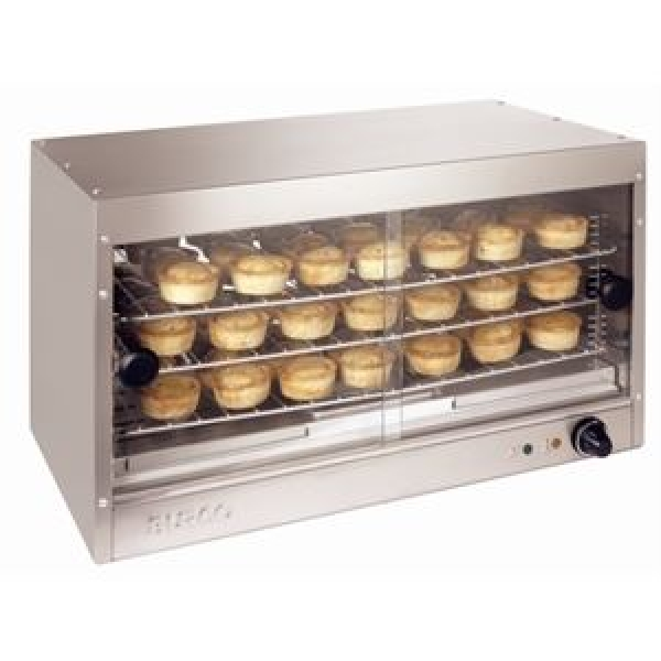Burco PC60 60 Pie Stainless Steel Cabinet