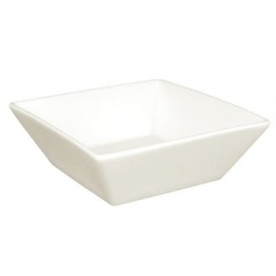 Lumina CD639 Fine China 140mm Square Bowls (Pack of 6)
