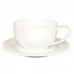 Lumina CD645 Low Round Fine China Cups (Pack of 6)