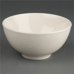 Olympia U846 Ivory 130mm Rice Bowls (Pack of 12)