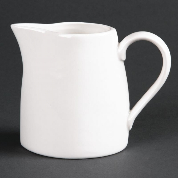 Lumina CD656 142ml Oval Milk Jugs (Pack of 6)