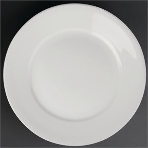Athena CC209 Wide Rimmed Plates