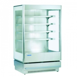 Norpe ECL-130-M-SS 1.3m Euroclassic Stainless Steel Multideck