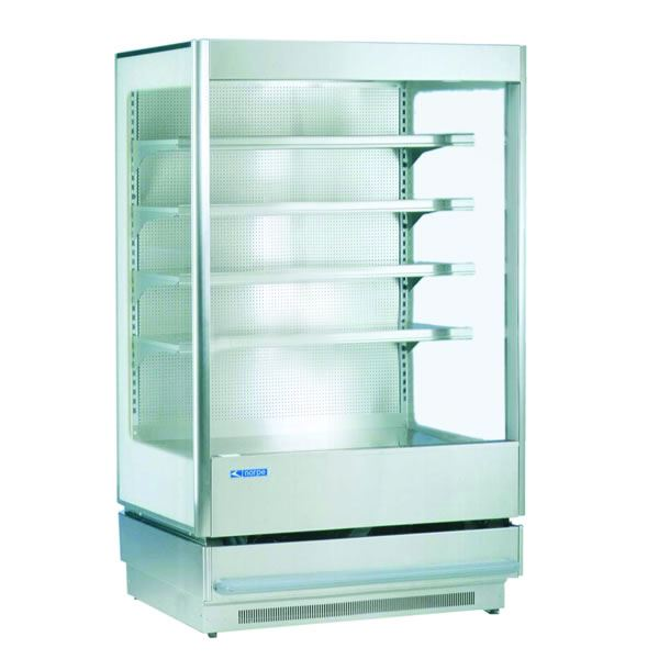 Norpe ECL-130-M-SS Euroclassic Stainless Steel Multideck