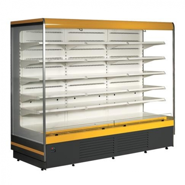 Alpine RYGA Multideck Yellow Finish Option
