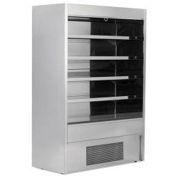 ES System K Vera-RCV100S 1m Stainless Steel Slimline Multideck