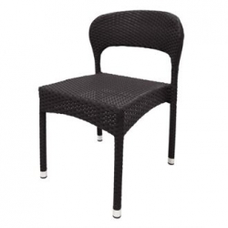 Bolero CB062 Wicker Side Chairs (Pack of 4)