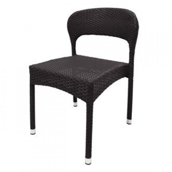 Bolero CB062 Wicker Side Chairs