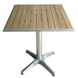 Bolero U430 Square Ash Top Table