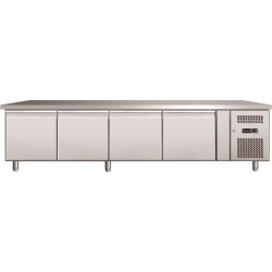 Blizzard SNC4 Low Height 4 Door Snack Counter