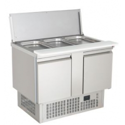 INOMAK BS77 Saladette Counter